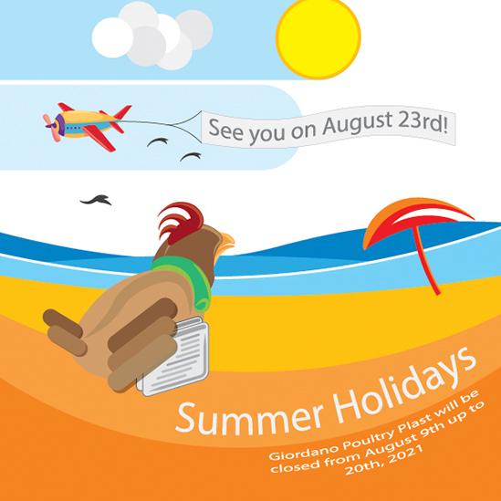 Happy summer holidays!